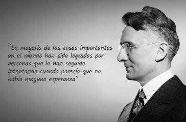 Frases motivacionales de Dale Carnegie