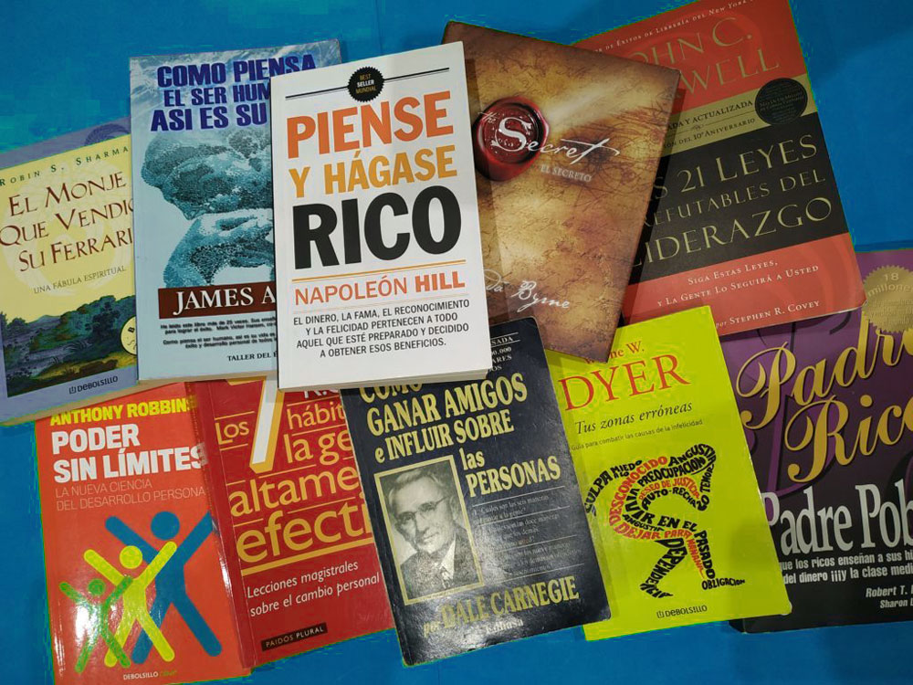 Los 10 Mejores Autores de Autoayuda y Desarrollo Personal