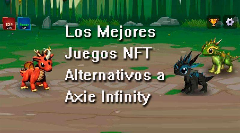 Los mejores juegos NFT alternativos a Axie Infinity