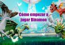 Cómo empezar a jugar Binamon
