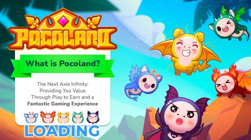 ¿Qué es Pocoland? El próximo éxito alternativo a Axie Infinity